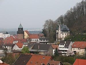 St.Andreas Kirche, Hotel Moorbad