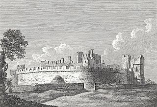 St. Donats Castle