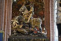 St. George and the Dragon, 1489, Storkyrkan, Stockholm (2) (35433452604).jpg