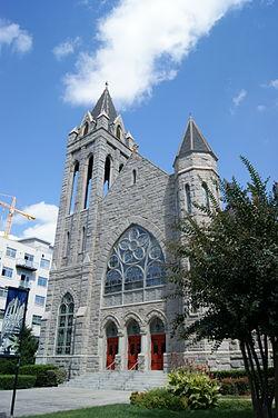 St Mark United Methodist Church Atlanta Wikipedia