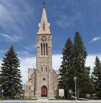 St. Matthew's Episcopal Church in Laramie, Wyoming LCCN2015632821.tif