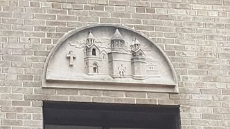 St. Vartan Cathedral 2016 Eastern Diocese center Ejmiatsin relief.jpg