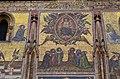 St. Vitus's Cathedral, Golden Gate, 14th century, Prague Castle (9) (25607382224).jpg