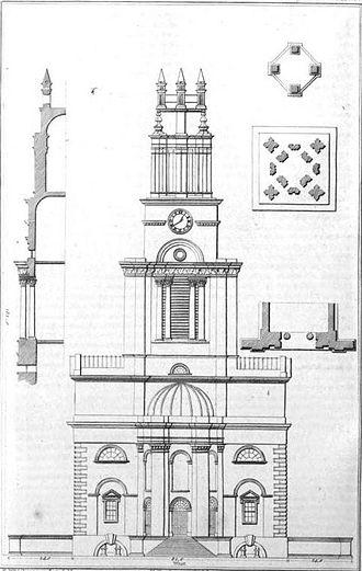 Francis Whishaw - Francis Whishaw (1828), St Anne's Limehouse