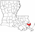 St Bernard Parish Louisiana.png