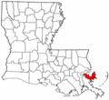 St Bernard Parish Louisiana.png