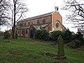 St Johns church, Wortley - north side (geograph 6031486).jpg