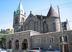 Edmund Burke (architect) - Image: St Luke, Toronto
