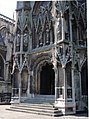St Mary Redcliffe, Bristol. North Porch - geograph.org.uk - 1412323.jpg