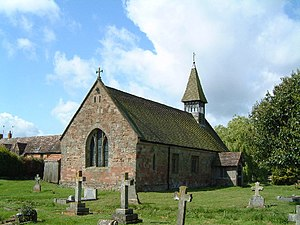 Martin Hussingtree - Image: St Michael & All Angels, Martin Hussingtree geograph.org.uk 92936