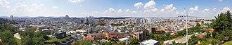 Cheongju - Cityscape of Cheongju