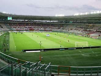 Stadio Olimpico Grande Torino - A Torino match in 2007