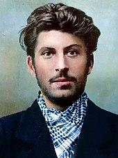 Stalin em 1902.
