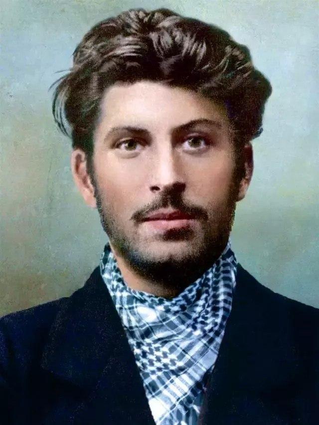 Stalin 1902 Colour