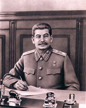 Purges of the Communist Party of the Soviet Union - Joseph Stalin