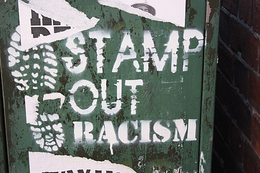 Stamp Out Racism, Belfast, August 2010