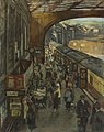 Stanhope Forbes - The Terminus, Penzance Station.jpg