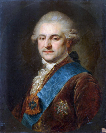 "Stanislaw August Poniatowski, the ""enlightened"" monarch Stanislaw August Poniatowski by Johann Baptist Lampi.PNG"