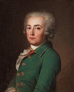 Stanislas Marie Adélaïde, comte de Clermont-Tonnerre French politician