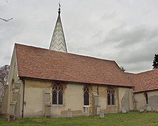 Stapleford, Hertfordshire village in the United Kingdom