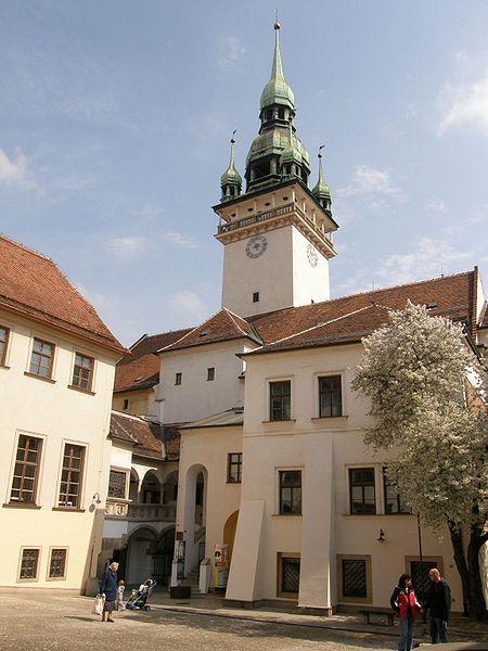 Ayuntamiento Brno