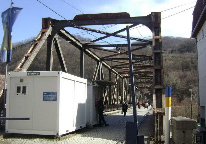 Stari most, prelaz