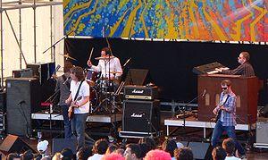 Starsailor (band) - In concert Rock in Rio Lisbon 2006