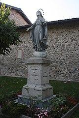 statua della Madonna della Pietà