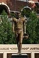 """Statue of Charlie """"Choo-Choo"""" Justice - panoramio.jpg"""