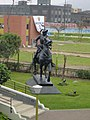 Statue of Francisco Pizarro, Lima - 3173213461.jpg