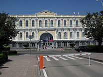 Stavropol Natural history museum2.JPG