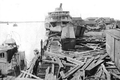 Steamship washed ashore at Mobile by July 1916 hurricane.png