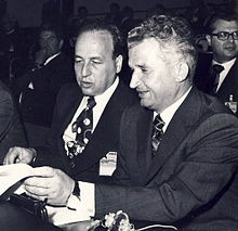 Stefan Andrei and Nicolae Ceausescu.jpg