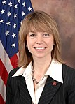 Stephanie Herseth Sandlin, official photo portrait, 2007.jpg
