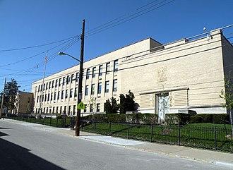 Stevens Elementary School - Image: Stevens Elementary School