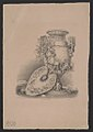 Still life with urn) - designed by W. Croome ; drawn by A. Newsam ; printed by P.S. Duval LCCN2014648359.jpg