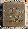 Stolperstein Brunnenstr 50 (Mitte) Walter Michaelis.jpg