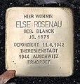 Stolperstein Bundesallee 46 (Wilmd) Else Rosenau.jpg
