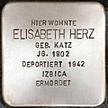 Stolperstein Elisabeth Herz.jpg