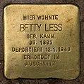 Stolperstein Kleiststr 31 (Schön) Betty Less.jpg