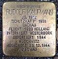 Stolperstein Kleve Herzogstraße 1 Rudolf Kaufmann.jpg