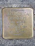 Stolperstein Meta Rebacca Oppenheim.jpg
