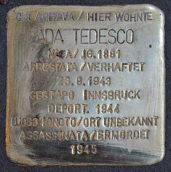 Photo of Brass plaque № 42943