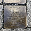 Stolperstein für Emil Badt in Hannover.jpg