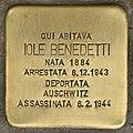 Stolperstein für Iole Benedetti (Napoli).jpg