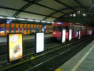 Stortinget station Oslo metro station
