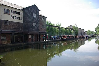 Stourbridge Canal canal in West Midlands, United Kingdom