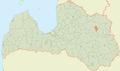Stradu pagasts LocMap.png