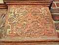 Strapwork - fragment of headstone, Krakow.jpg
