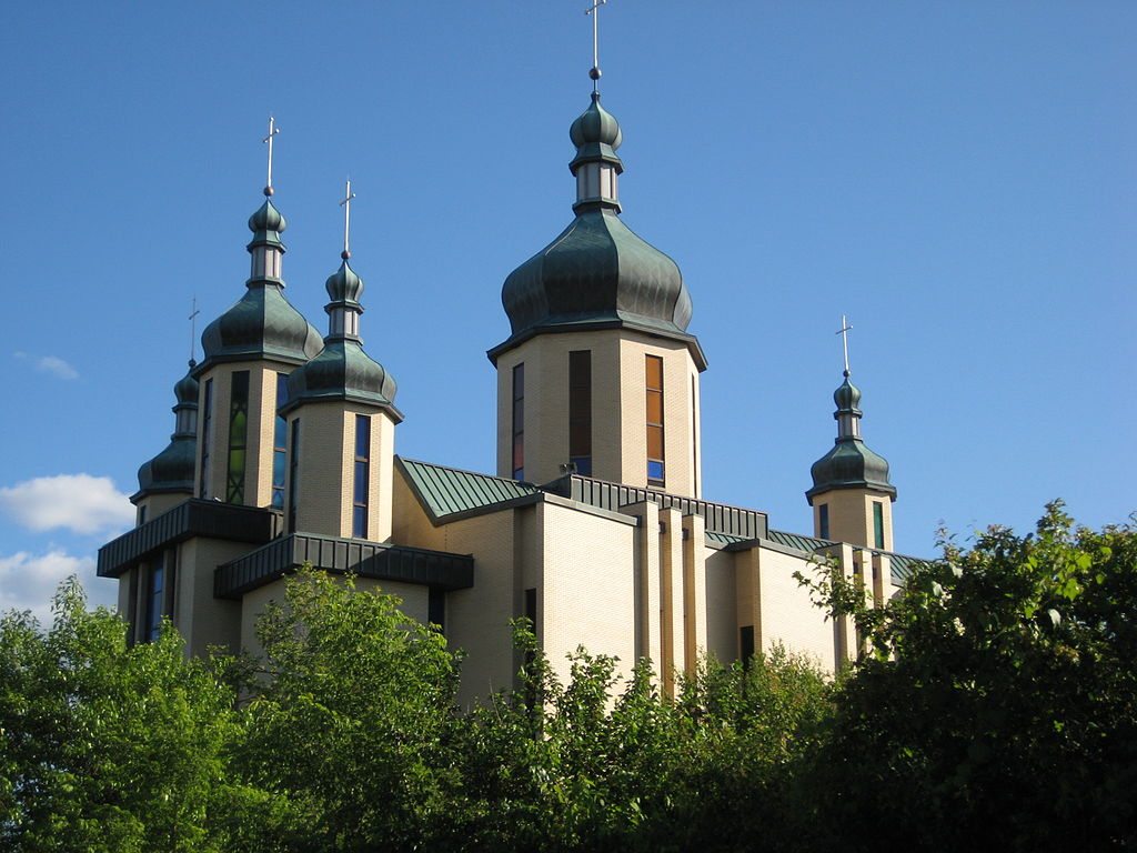 ukrainian catholic dating Ukrainian village is one of chicago's most intact historic residential neighborhoods dating from st nicholas ukrainian catholic cathedral, 1915 [in the.